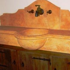 Antiek sanitair