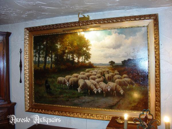 Ref. 15 – Impressionistisch schilderij