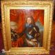 Ref. 19 - Frans schilderij Edelman