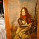 Ref. 12 - Franse schilderij voorstelling Louis XIV