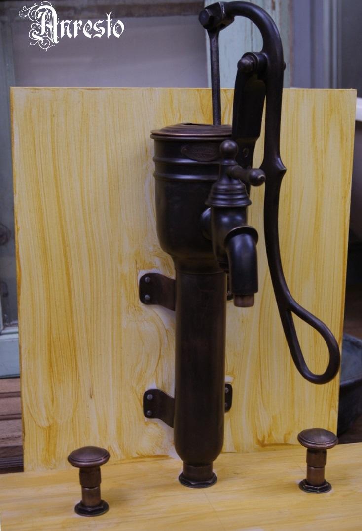 Ref. 62 - Keukenwaterpomp met verdeelbrug van warm en koud water