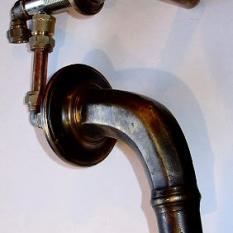 Ref. 16 - Kraan met hendel