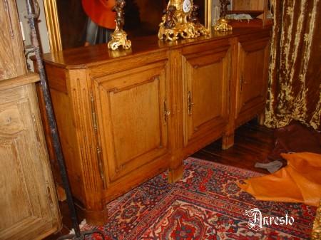 3 deurs dressoir Louis XVI Namur