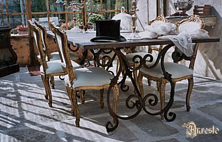 venetiaanse eettafel