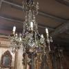 Ref. 02 – Antieke Italiaanse hanglamp foto 2