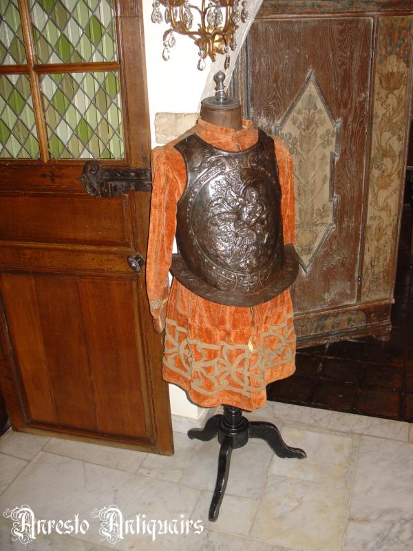 Ref. 06 - Spaans Harnas 17de eeuw