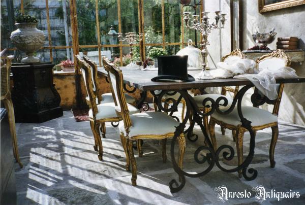 Ref. 06 – Venetiaanse eettafel