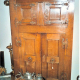 Ref. 34 - Vlaamse 4-deurs kast, 17e eeuws