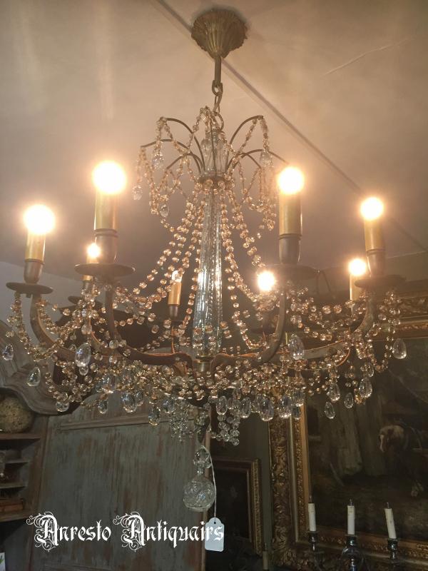 Ref. 11 – Exclusieve Italiaanse hanglamp