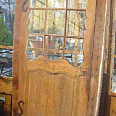 Binnendeur vitrine ca. 1750