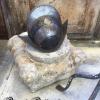 Ref. 16 – Helm Duitse stadswacht foto 2