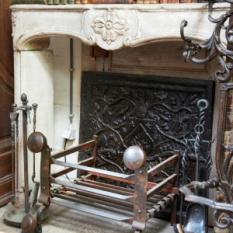 Ref. 16 – Vuurkorf haardrooster