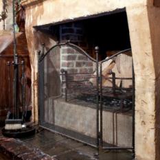 Ref. 17 – Vuurkorf haardrooster