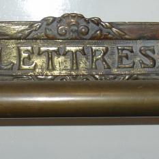 Ref. 18 – Franse deurtrekker