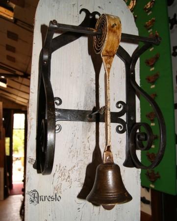 Antieke deurbel