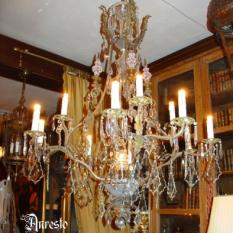 Hanglamp Louis XVi stijl