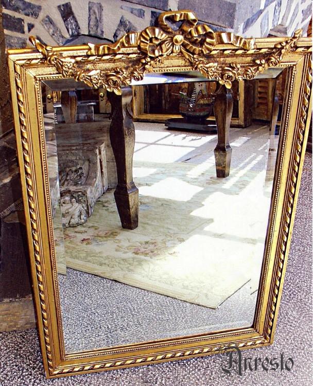 Wandspiegel in frame