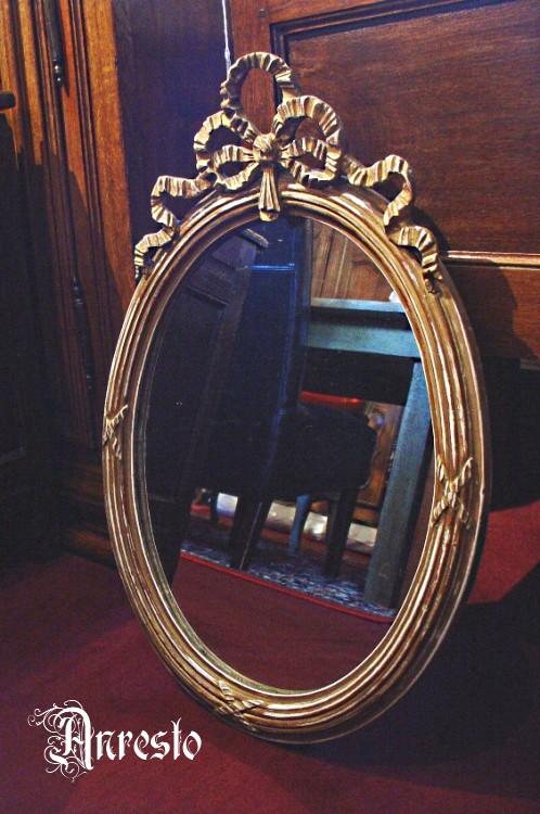 Franse spiegel in Louis XVI spiegel