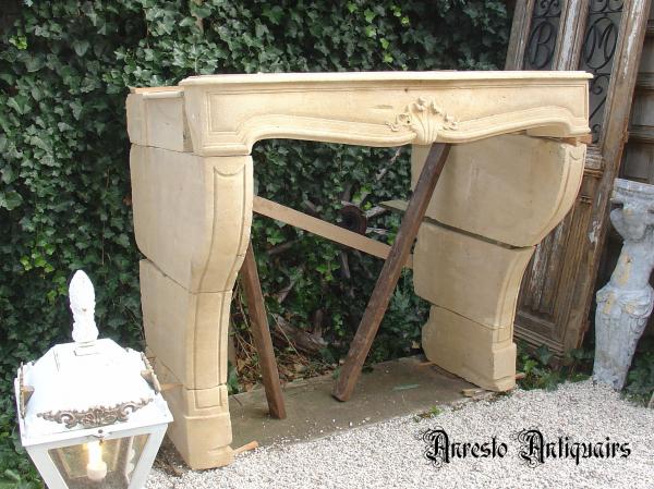 Ref. 21 – Antieke Franse schouw
