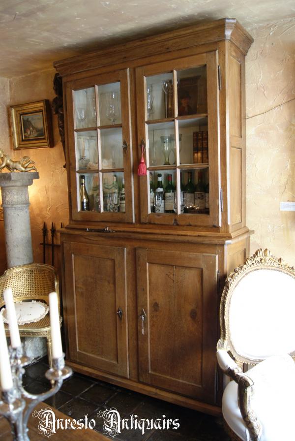 Ref. 22 – Ardeense vitrinekast foto 1