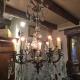 Ref. 02 – Antieke Italiaanse hanglamp 19e eeuws