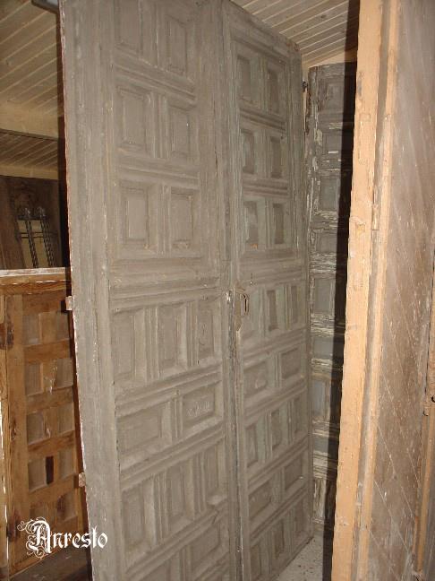 Dubbele Spaanse deur uit Andalusië