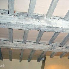 Balkenplafond, antieke plafonds