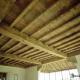 Ref. 07 – Balkenplafond, antiek eiken plafond