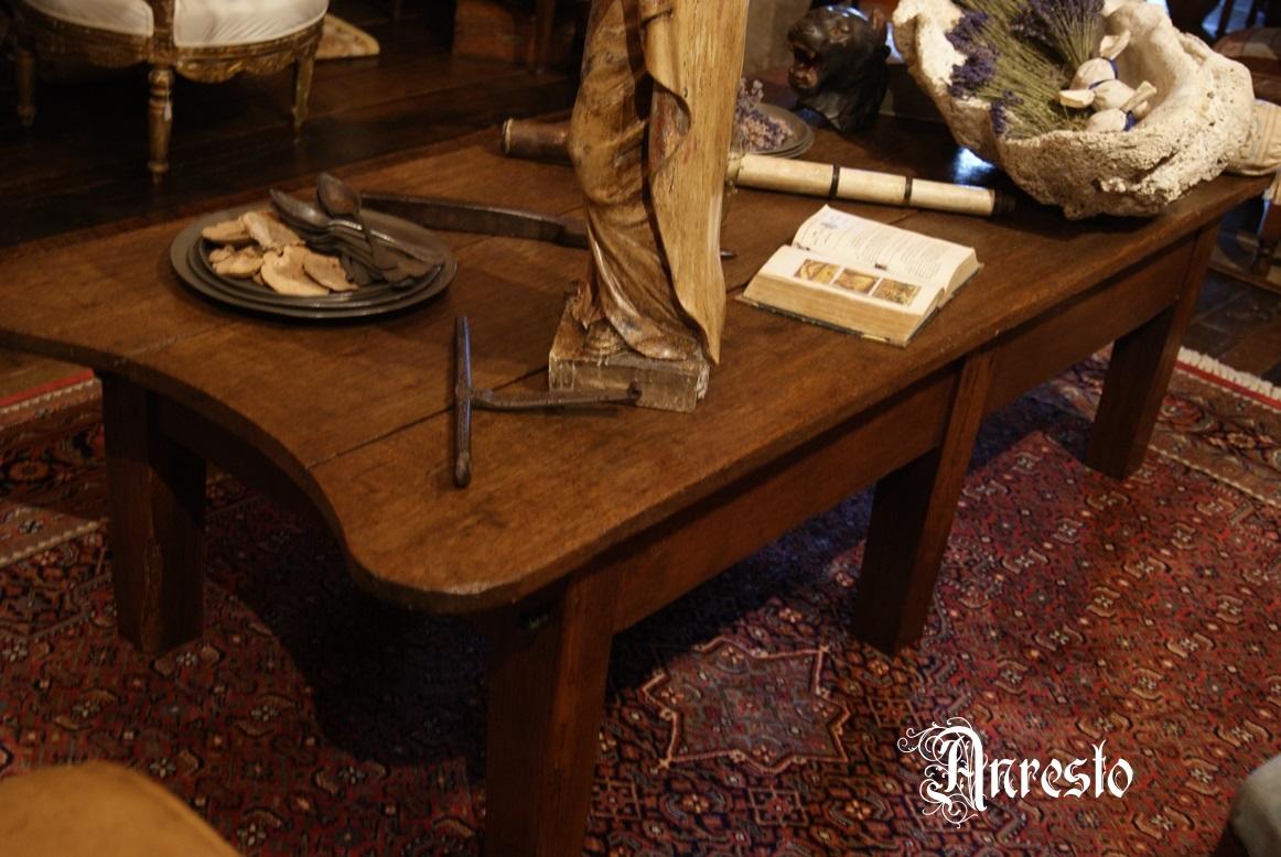 Werktafel van een zilversmid