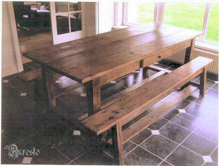landelijke tafel