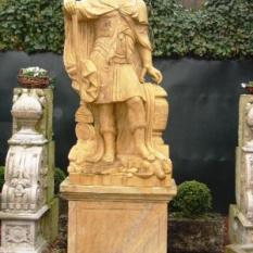 Ref. 10 - Carthaagse generaal Carrara marmer