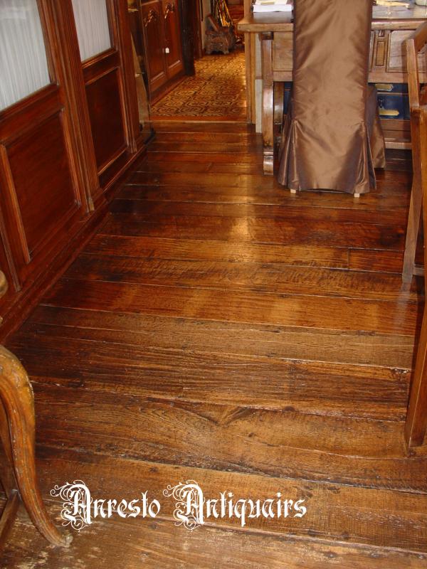Ref. 11 – Eiken plancher vloer houten vloeren