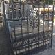 Ref. 12 – Oude ijzeren Renaissance poort