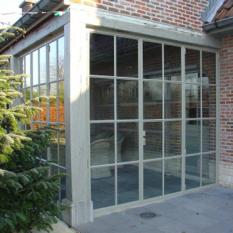 Ref. 12 – Smeedijzeren orangerie ramen
