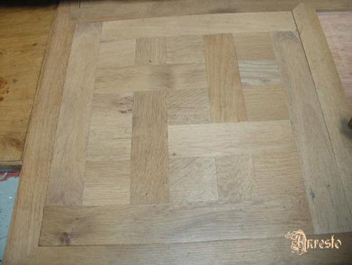Ref. 13 – Parket Versaille vlechtwerk vloer