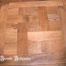 Ref. 13 – Parket Versaille vlechtwerk vloer foto 1
