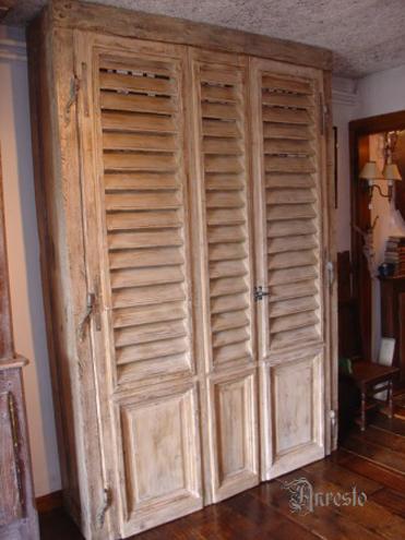 Ref. 17 – Zuid-Franse binnenluiken voor ramen