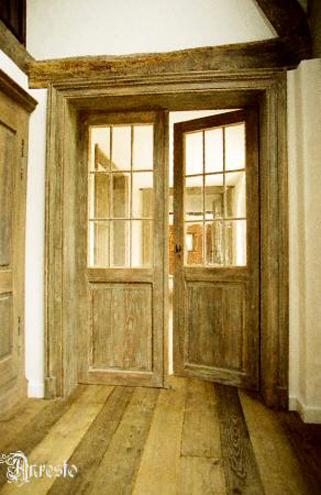 Ref. 01 – Dubbele deuren project