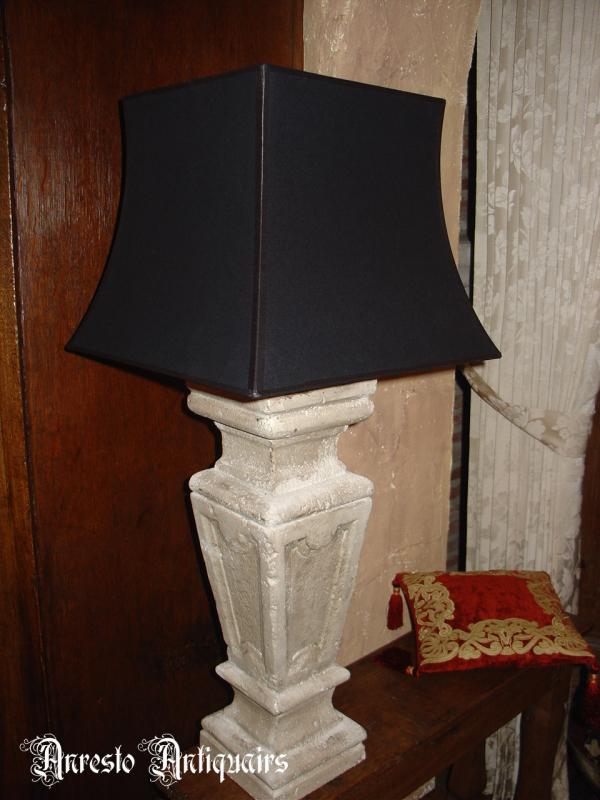 Ref. 21 – Balusterlamp