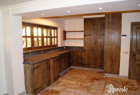Ref. 21 – Gerealiseerd keukenproject - Anresto keuken