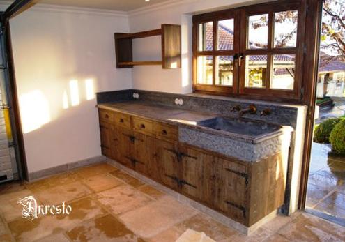 Ref. 22 – Gerealiseerd keukenproject - Anresto keuken
