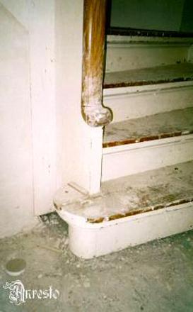 Ref. 23 – Trap restauratie