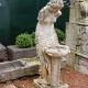 Ref. 29 – Antiek beeld Romeinse wassende vrouw