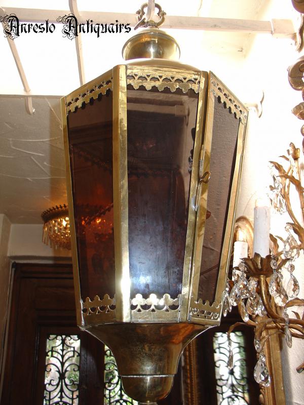 Ref. 30 – Franse lantaarn