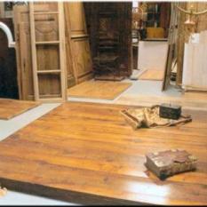 Ref. 03 – Antieke houten planken vloer