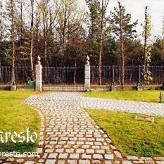 Ref. 04 – Antiek hekwerk vakwerkhuis te Mol