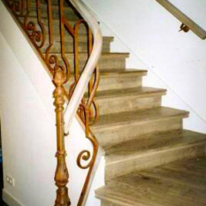 Ref. 05 – Restauratie trappen foto 1