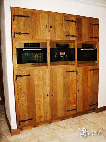Ref. 07 – Landelijke keuken - Anresto keuken ontwerp