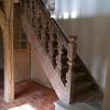 Ref. 08 – Antieke trap gerestaureerde vakwerk woning