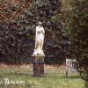Ref. 11 – Antiek terracotta beeld, voorstelling Moeder Maria foto 2